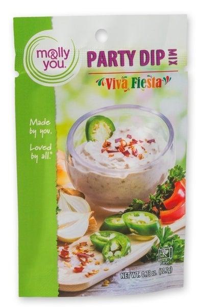 Party Dips!!! **Viva Fiesta **Parmesan Pepercorn**Ultimate BLT* Beer Cheese