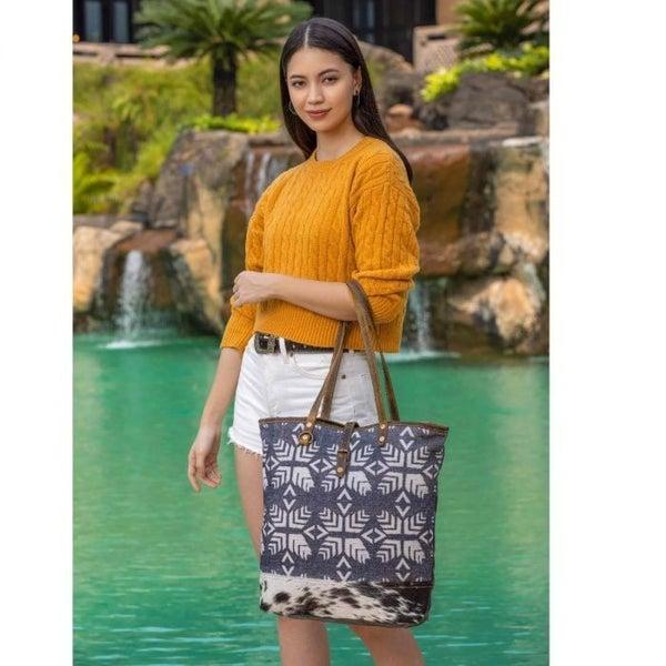 Myra Bags Folky Tote Bag