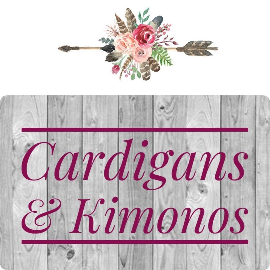Cardigans & Kimonos