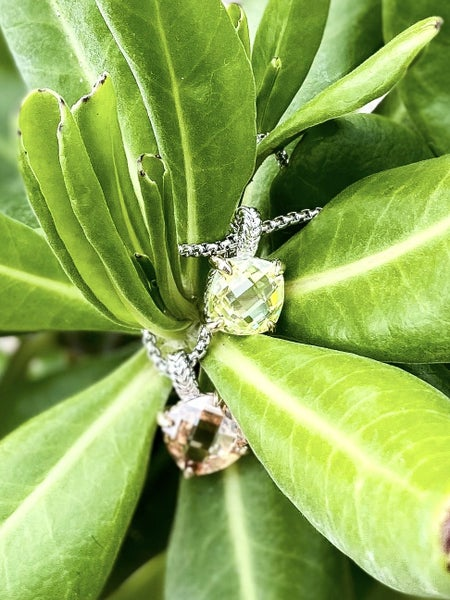 DY Inspired CZ Necklace