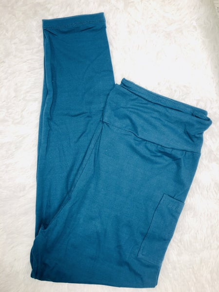 All The Teals Leggings