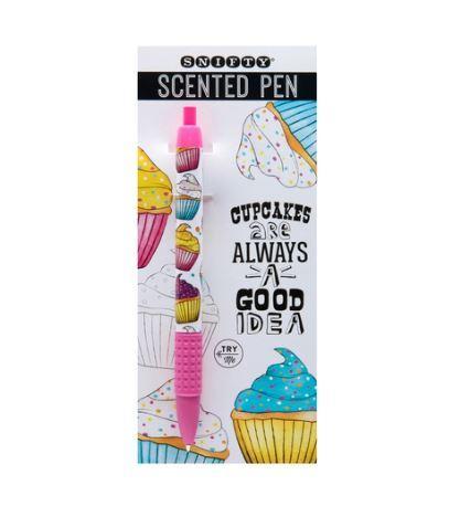 Cupcake Sniffer Pen