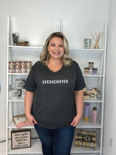 Overachiever V-Neck T-Shirt