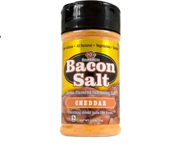 Final Sale Bacon Salt (Vegetarian and Kosher)