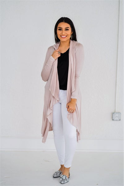 Simple Stunner Cardigan