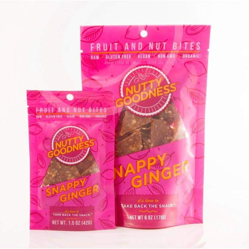 Nutty Goodness Snacks