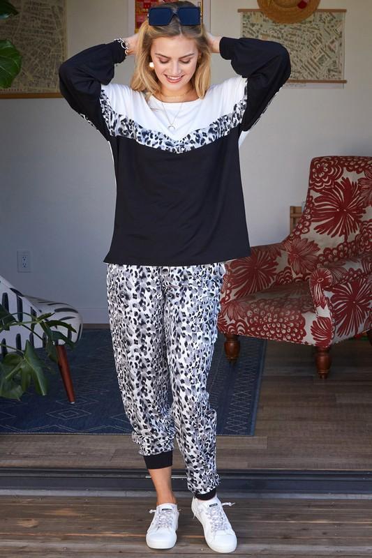 Sassy Girl Jogger Pants