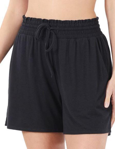 Noir Basics Shorts