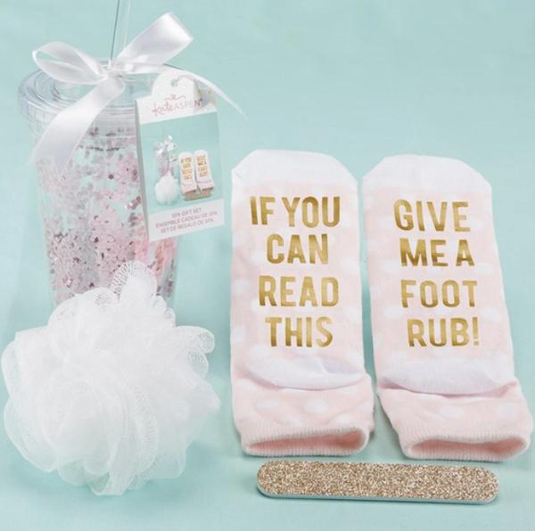 Spa Tumbler Gift Set