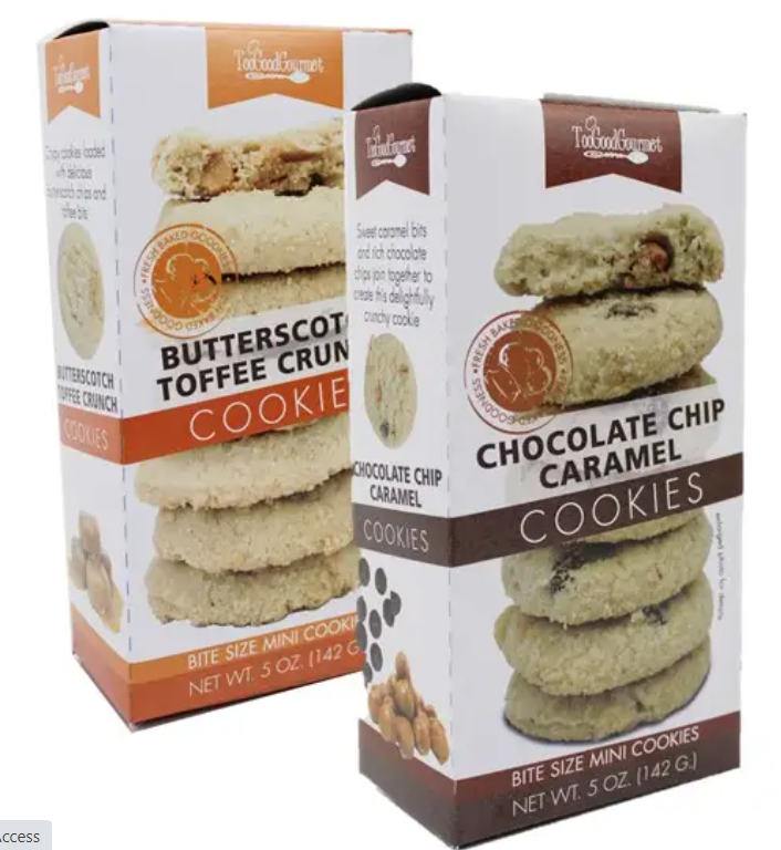 Final Sale Scrumptious Cookie Collection