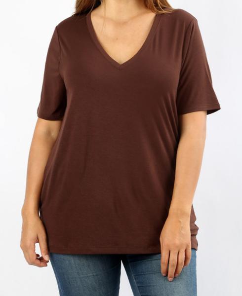 Americano V-Neck Shirt