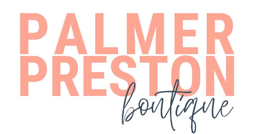 Palmer Preston