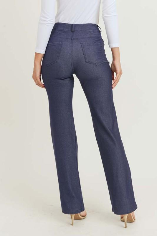 Jeggings With Flare