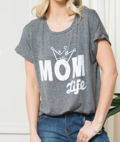 Mom Life Shirt