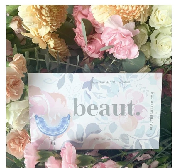 Camellia Teeth Whitening Kit