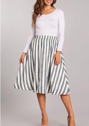 Final Sale Setting Sail Skirt