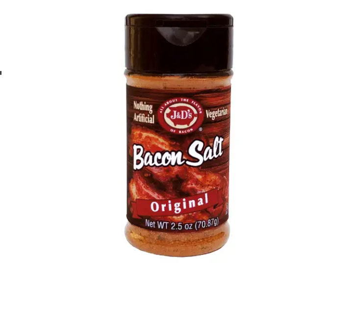 Final Sale Bacon Salt (Vegetarian and Kosher)