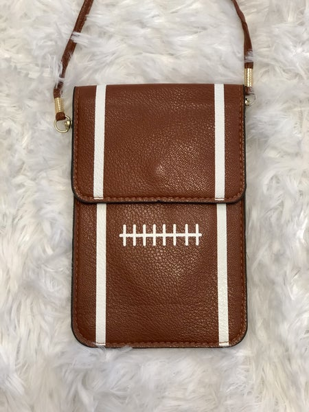 Cellphone Crossbody Football