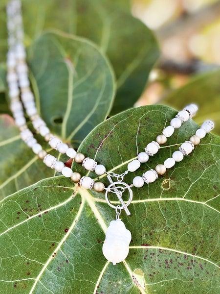 2 Way 2-Tone Pearls