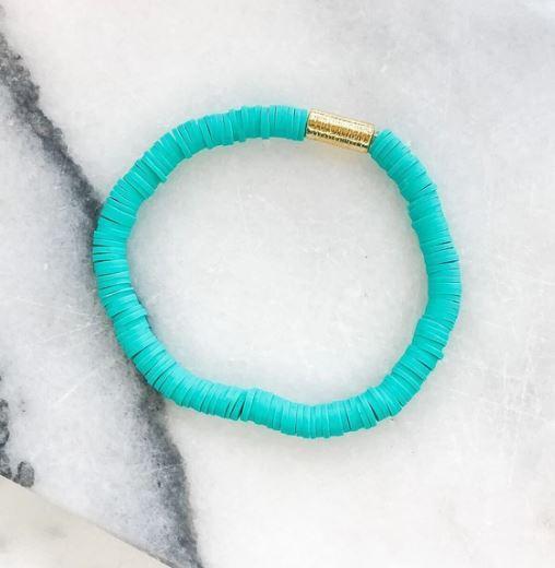 Goldie Accent Disc Bracelets
