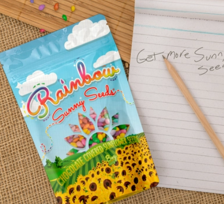 Rainbow Sunny Seeds