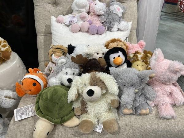 Warmies Jr Stuffies