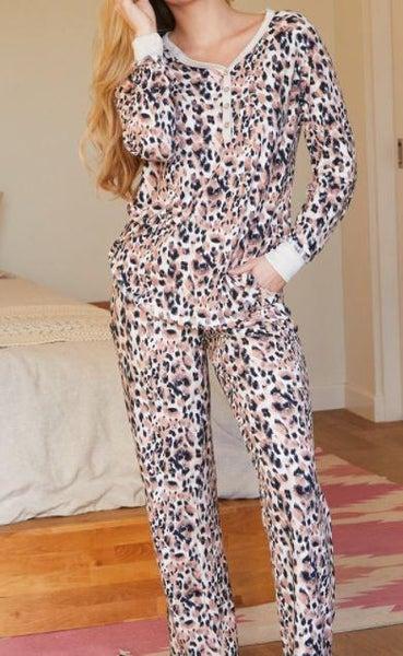 Henley Pajamas