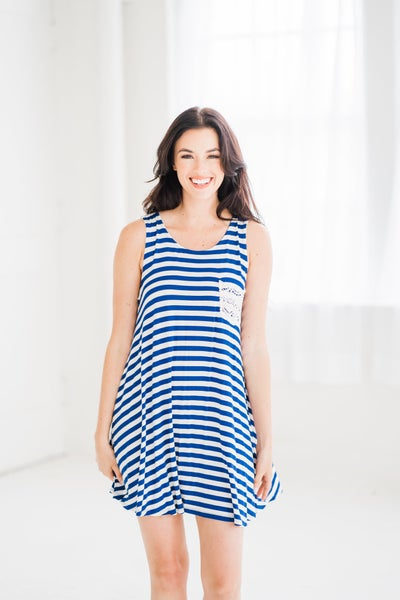 Jenny Tunic Tank Dress