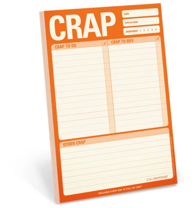 Snark Notepads