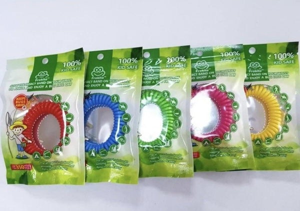 Buggy Coil Bands 2pack