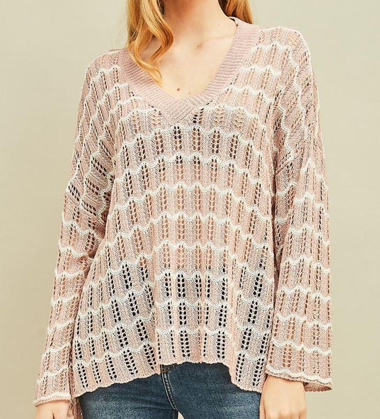 Loose Knit Pullover