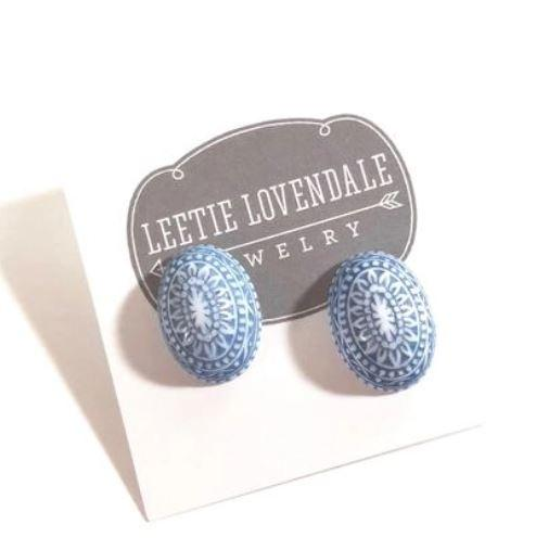Nordic Stud Earrings