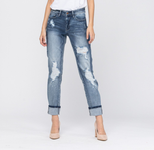 The Allie Denim