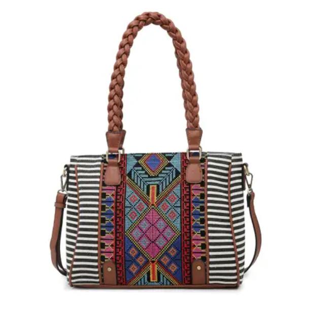 Leona Embroidered Purses