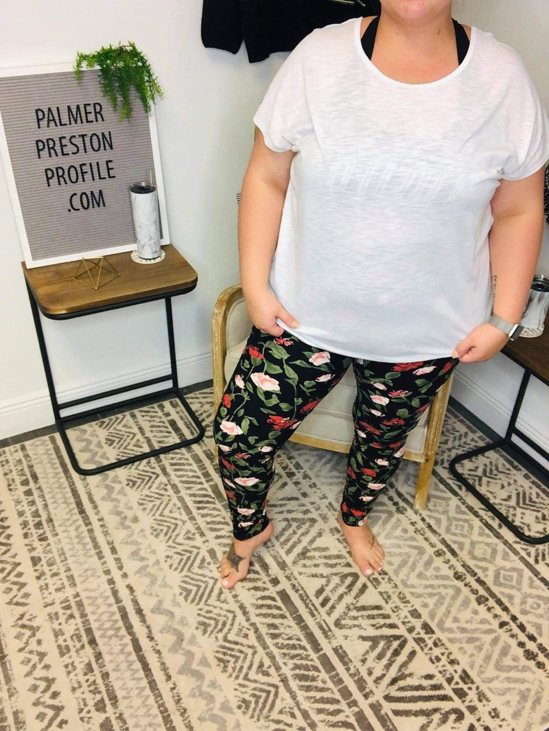 Poppy Pleasure Leggings