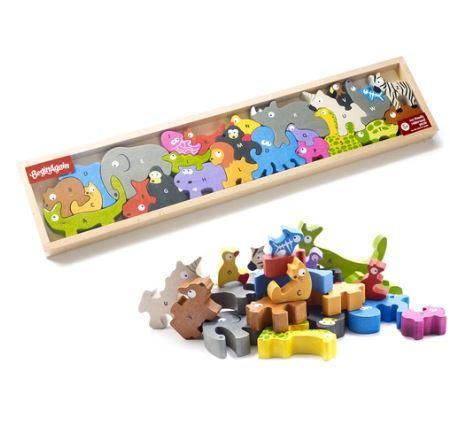 Animal Parade Puzzle