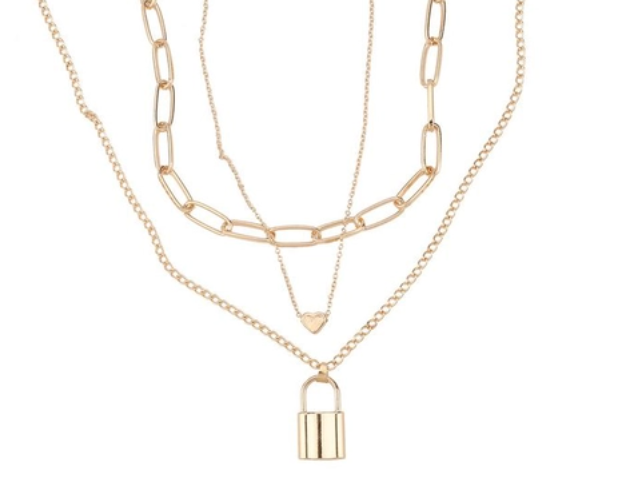 Sorelle Goldie Locks Necklace