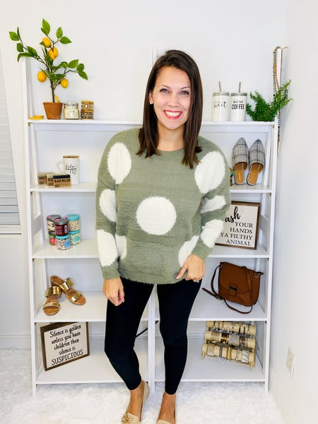 A Touch Of Fun Sweater