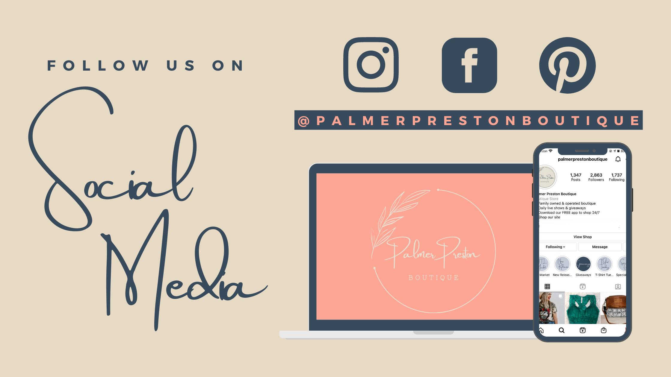Welcome 3 Social Media