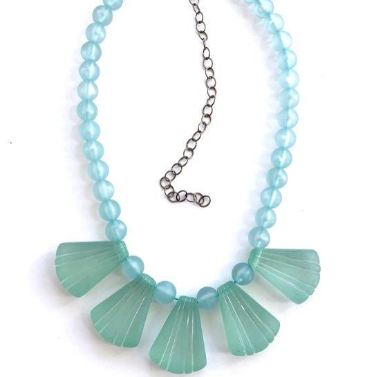 Art Deco Collar Necklace