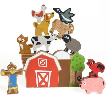 Balance Barn Toy