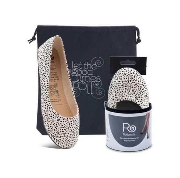 Dalmatian Slip On Shoes