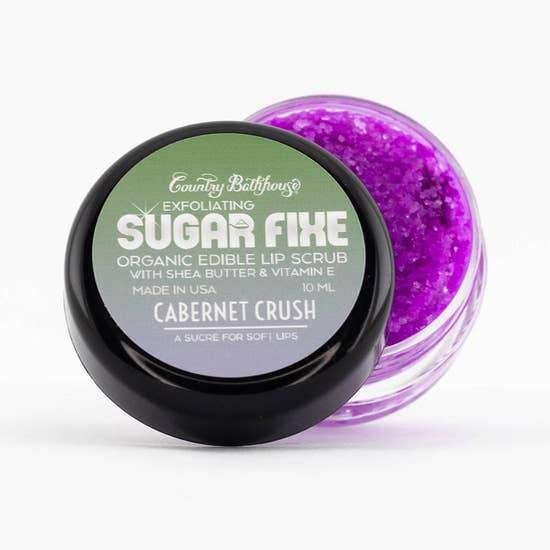 Sugar Fixe Lip Scrub