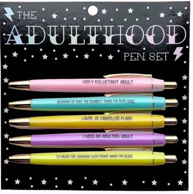 Fun Club Snark Pen Sets