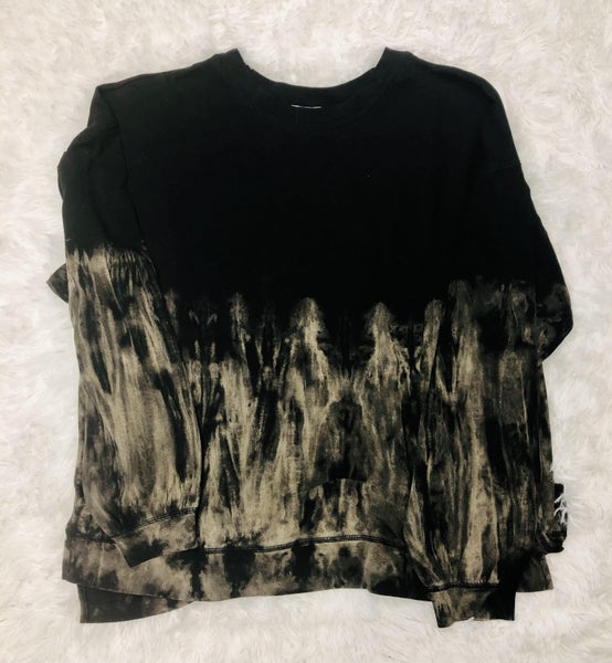 Dip Dyed Pullover Shirt