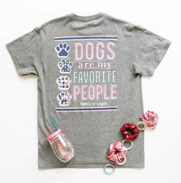 Dog's Favorite People Shirt