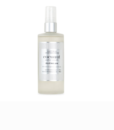 Natural Inspirations Dry Oil