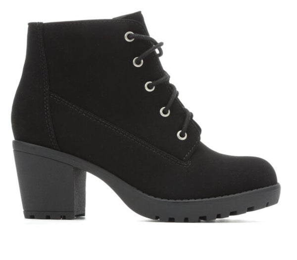 SODA KIDS BLACK BOOT