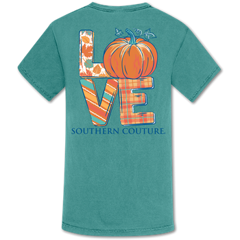 LOVE PUMPKIN TSHIRT