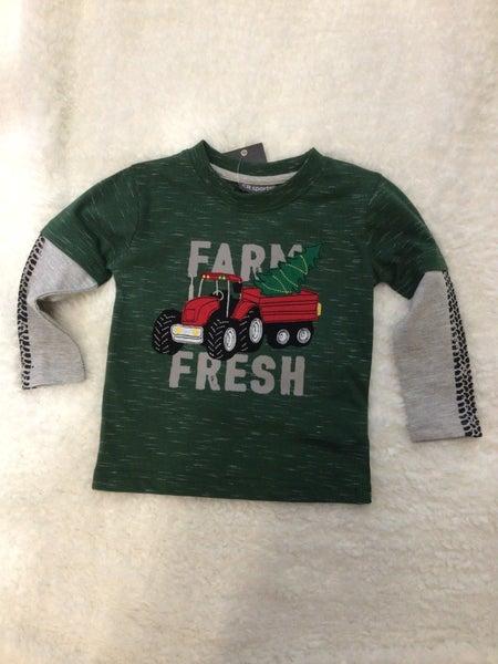 BOYS FARM FRESH TSHIRT